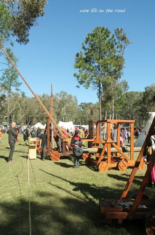 Big Catapults