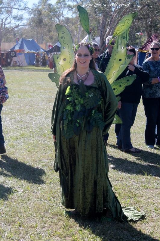 Tree Loving Costume