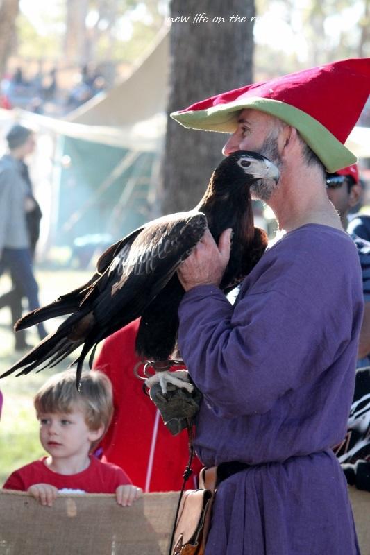 Big Eagle Photo Moment
