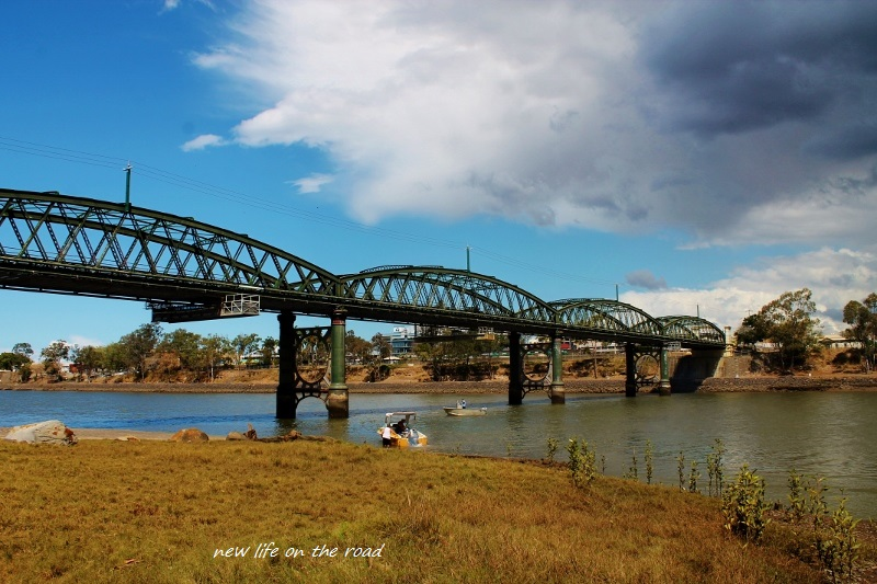 Old Bridge in Bundaberg