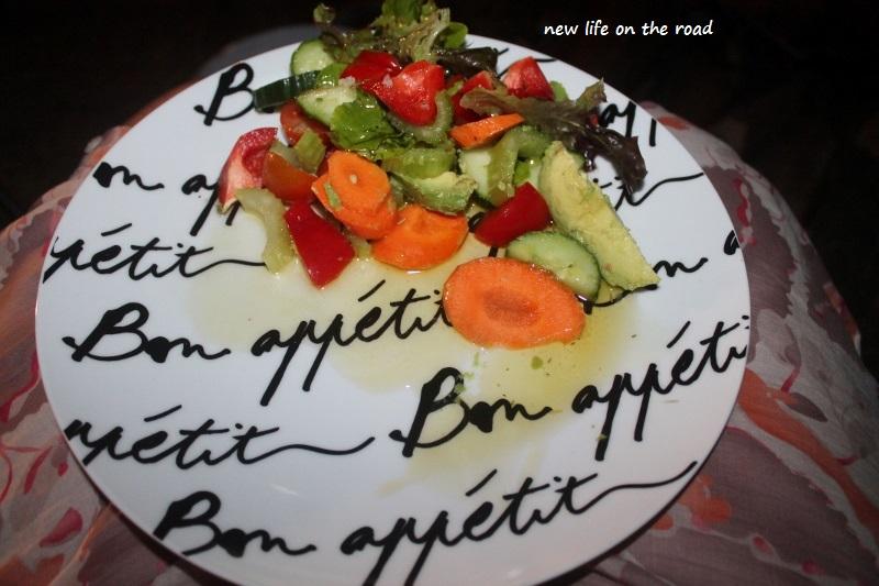 Bon Appetite Salad with Choofer