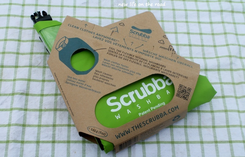 Scrubba Washbag Product review and Giveaway