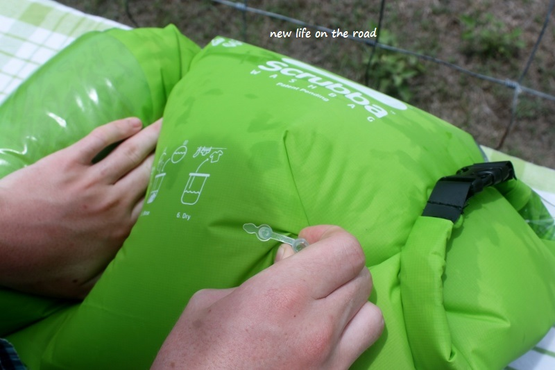 Step 3 Deflate The Bag