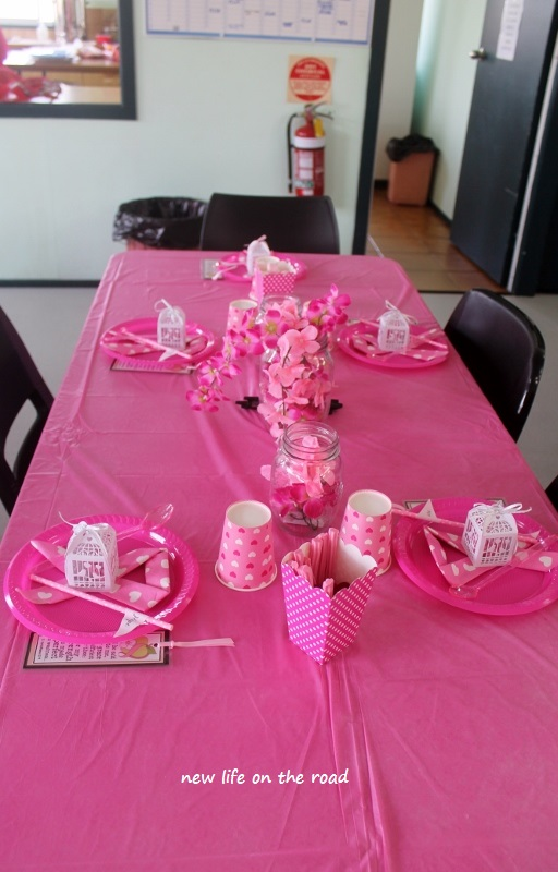 Breast Cancer Afternoon Tea