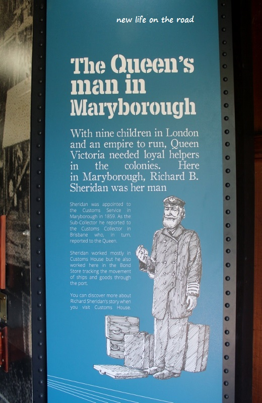 History lessons about Maryborough