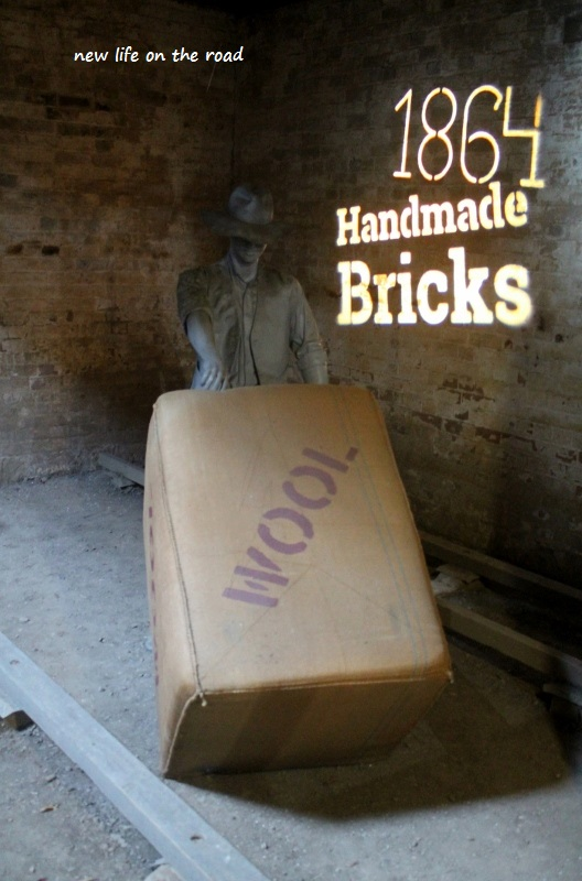 Handmade Bricks And Wool