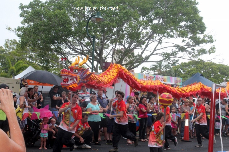 Chinese New Year In Bundaberg