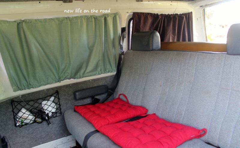 Campervan Curtains