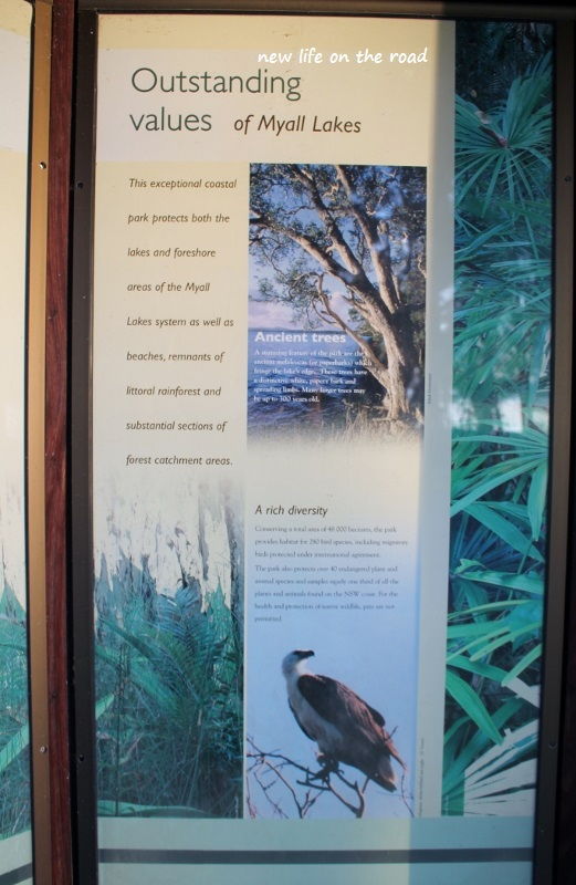 Values of Myall Lakes
