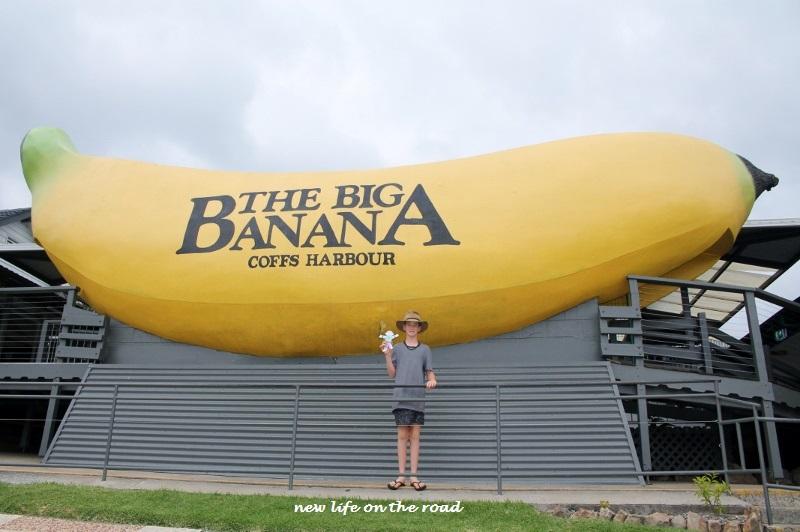The Big Banana New South Wales