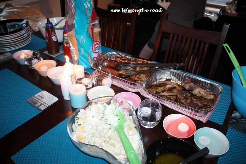 Zach Birthday Dinner