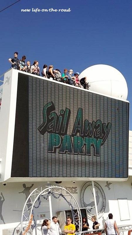 Sail Away Party