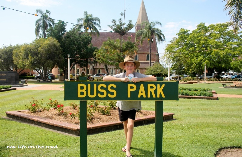 Parks in Bundaberg