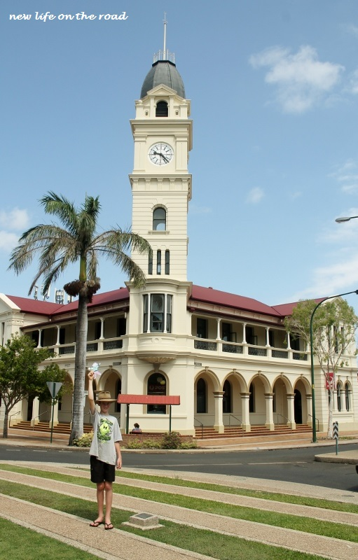 Post office in Bundaberg