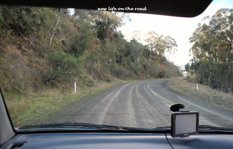 Barrington Tops roads