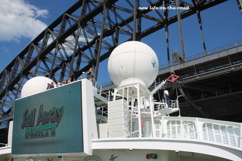 Goodbye Sydney