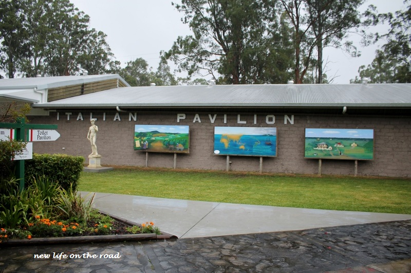 New Italy Pavilion