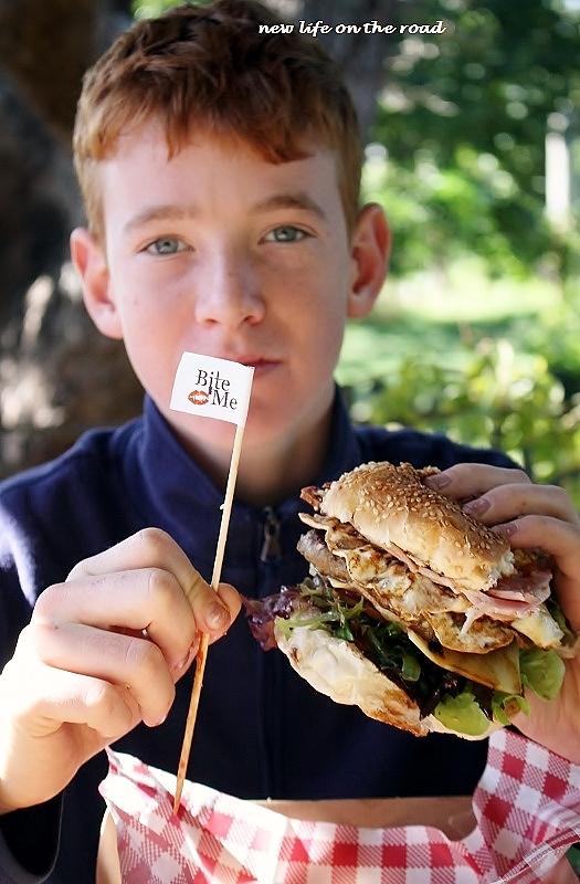 Bucca Burger