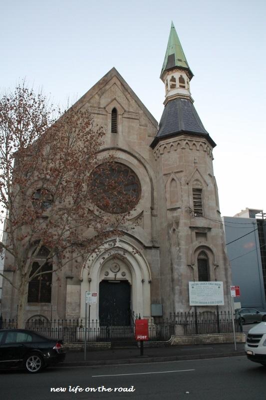 Church in Redfern