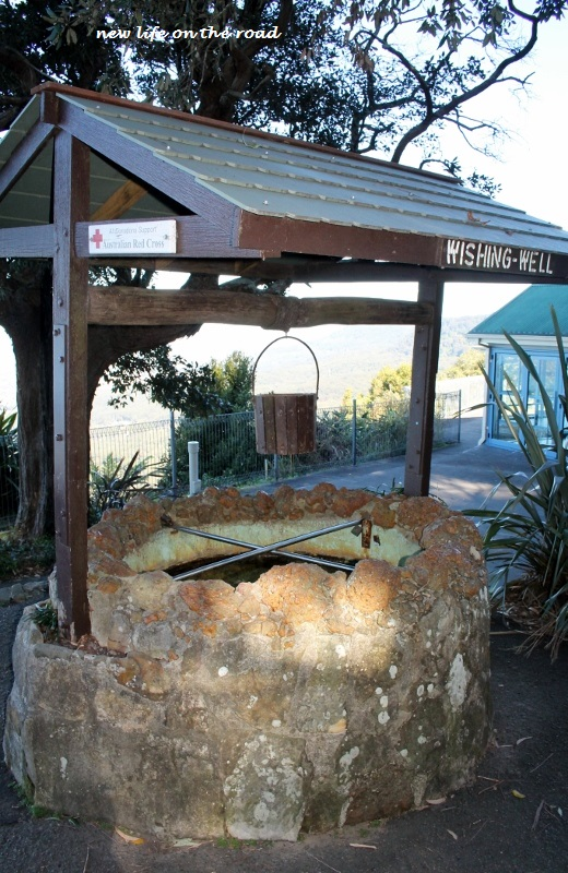 Wishing Well At Bulli Lookout