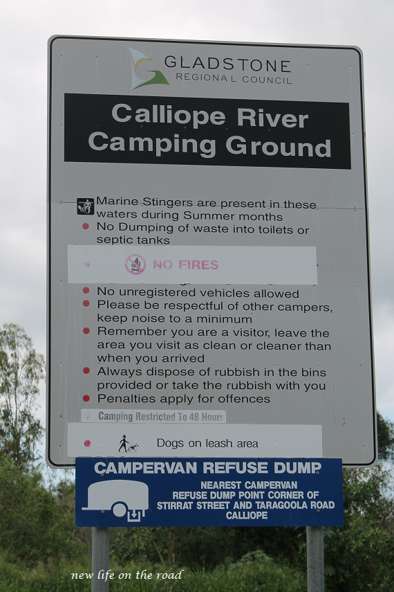 Free Camping Rules