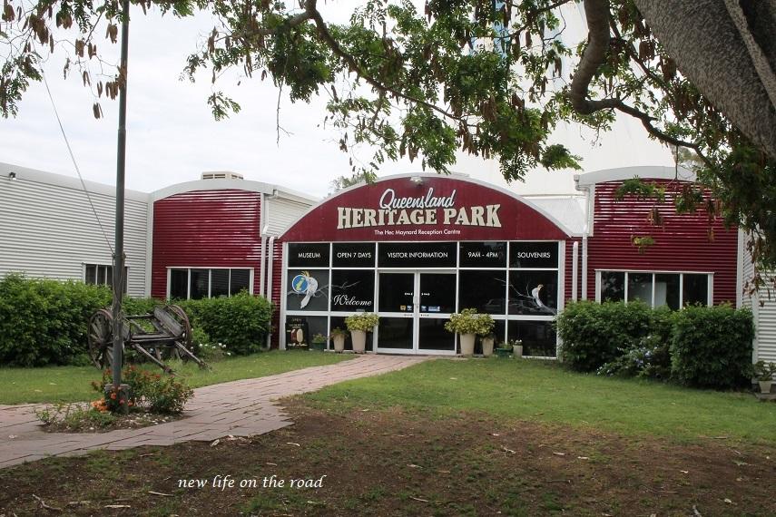 Queensland Heritage park
