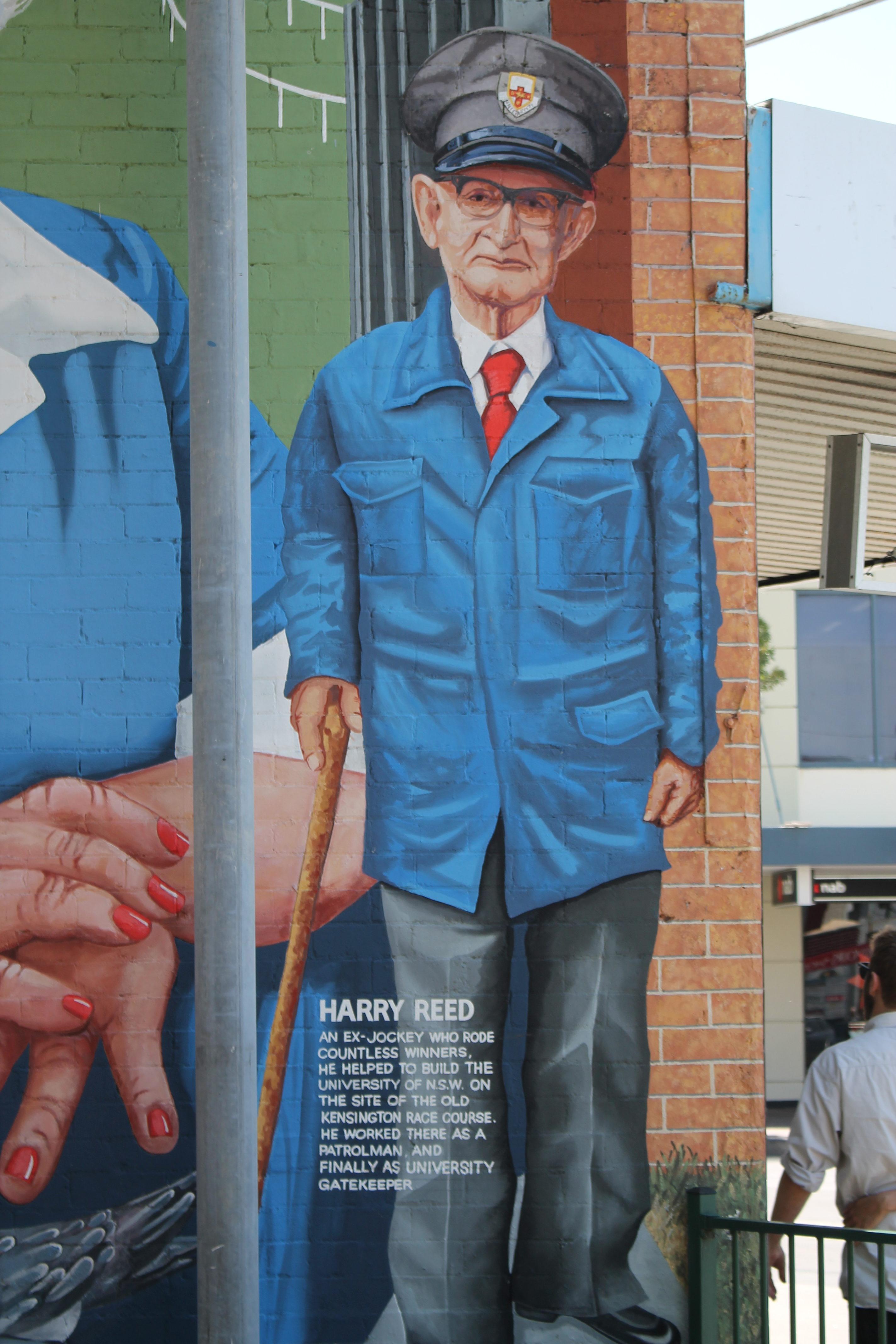 The Artwork on the Walls At Randwick