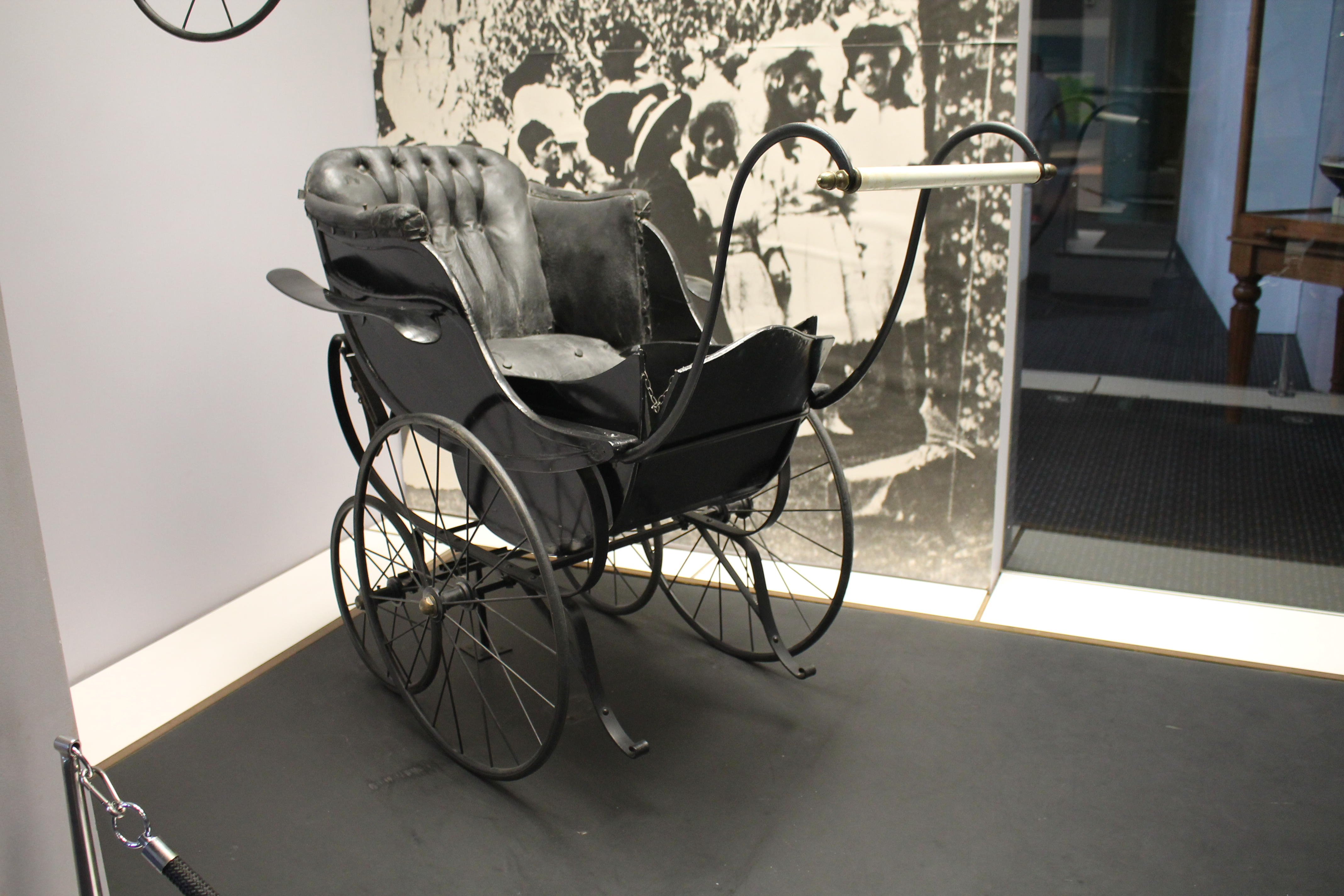 History of the Prams
